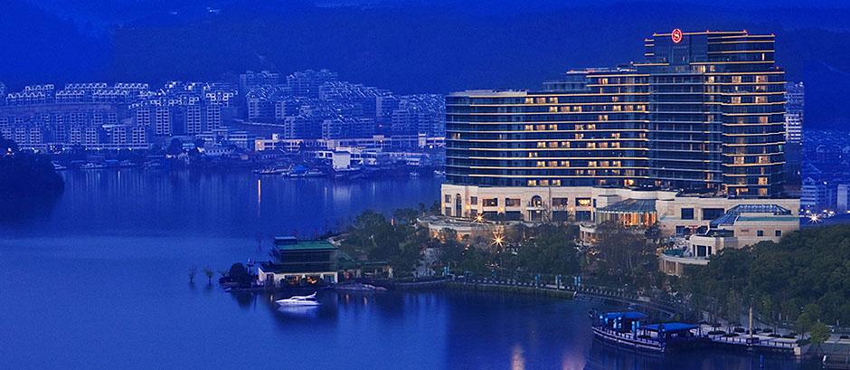 杭州绿城千岛湖喜来登度假酒店音响系统af品牌应用